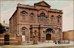 West Bromwich. 1901.