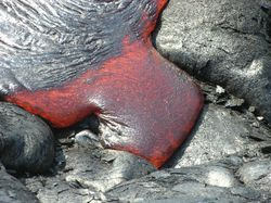 Lava Walk, Big Island