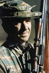 Carlos Hathcock Marine Sniper: