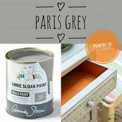 Paris Grey Chalk Paint Annie Sloan