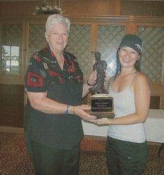 Maary Smith Winner 2011- Nicole Nolan