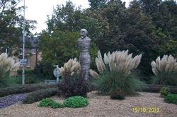 Bury St Edmunds - St Edmund Sculpture