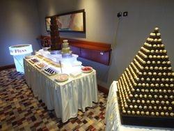 Wedding Package including a 480 Ferrero Rocher Pyramid