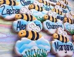 Pre School Graduation Bee Plaques