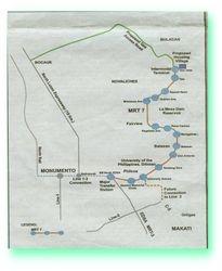MRT-7 Route