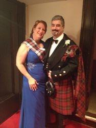 Lynette and Duncan