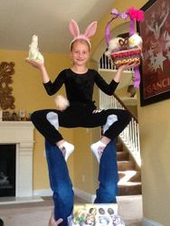 Creative Eater balance challenge