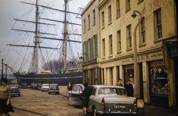 646 Cutty Sark Ship Greenwich