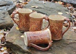 Rustic Mug Set