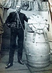 Carleete with Barrel