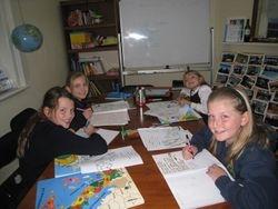 Kids learn Italian @ MPLCS