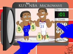 KU's NBA Microwave