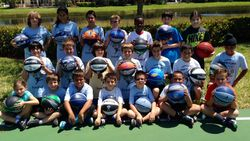 Spalding Basketball Giveaway Day