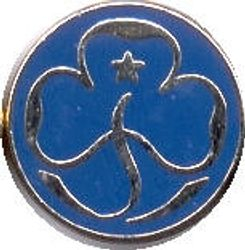 1992 Guide Promise Badge