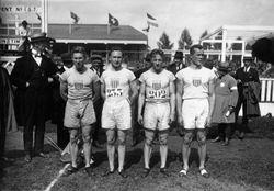 1920 Olympic Winners - D