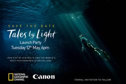 Canon TV series Tales By Light