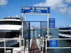 Ferry to Coronado