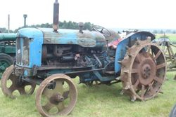 Fordson E1ADDN Major on irons