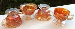 U.S. Regal Cups & Custard Cups - U.S. Glass
