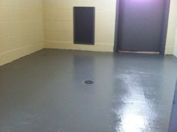 New Construction Interior Commercial Painting