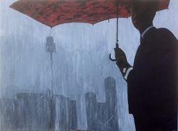 """Evening Showers"""