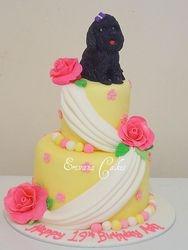 Shih Tzu Dog  Cake(SP141)