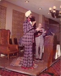 Prophet Grace, age 21. 1973