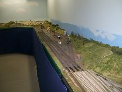 N-Scale Layout