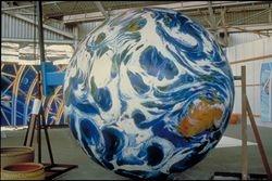 Oceania Sculpture: Globe.