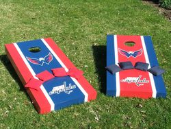 Washington Capitals with matching bags