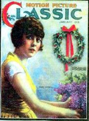 1918 MOTION PICTURE CLASSIC