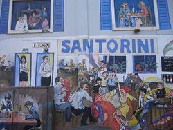 Santorini Christchurch