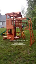 swing set installers in annapolis MD