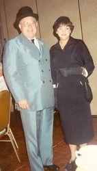 Dressed to kill at Hazleton 1991