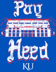Allen Fieldhouse Pay Heed - '47 T-Shirt Graphic