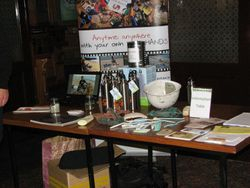 Two Hands Project information table