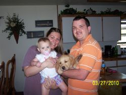 The Wetzel's and Chumba