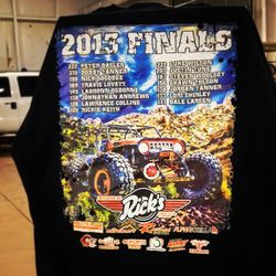 2013 SRRS Finals Shirts