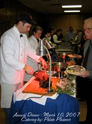 Annual Dinner - March 10, 2007