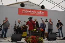 Kenny Mac Band with Touch of Grace backup