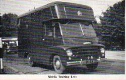 Guide Mobile Training Unit, 1950s