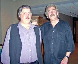Allen Hopkins and Tom Rush