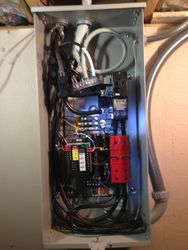 ATS 200 amp transfer switch