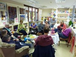 CTIPA Giving Shop - knitting group