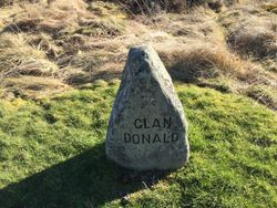 Clan Donald Marker