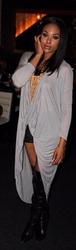 Demetria McKinney at STK on June 9, 2014