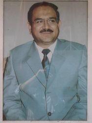Shaheed Professor Doctor Sayed Mumtaz Haider Naqvi, Son of Sayed Riyaz Al-mutalib Naqvi (Late)