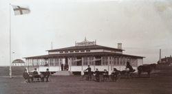 Vikens strandpaviljong 1911