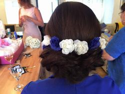 Guest of wedding hair