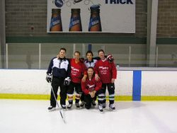 Camp in Toronto